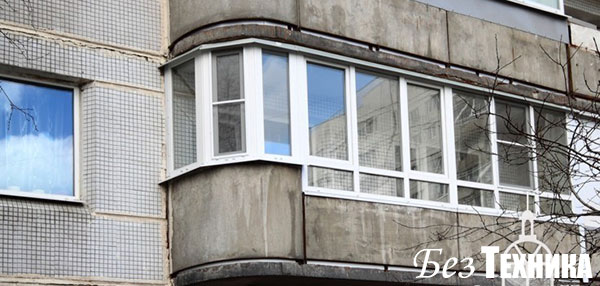 балкон серии 137