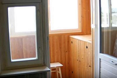 увеличить площадь балкона