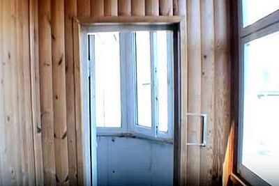 кладовая балкона