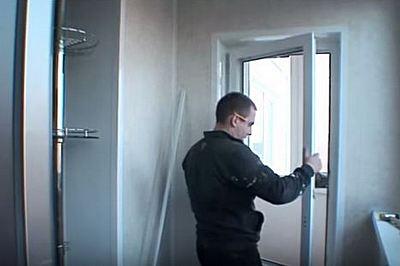 проверка балкона