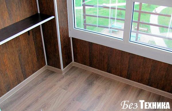 Отделка балкона пвх панелями фото застеклит балкон пенза